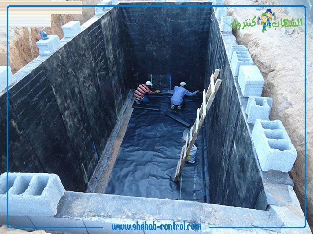 خزانات الماء