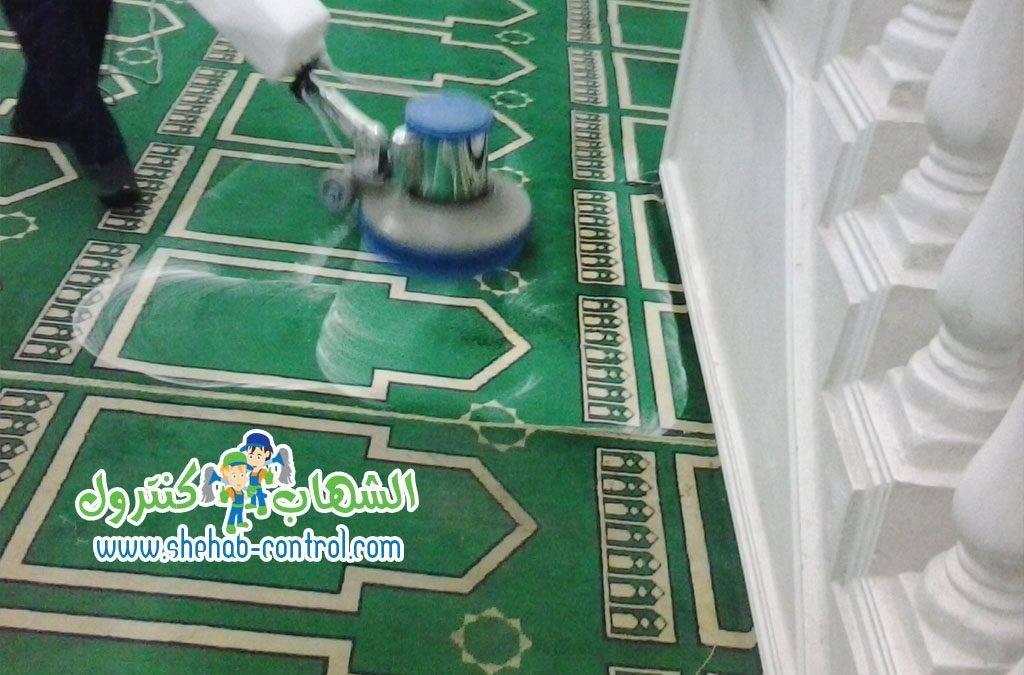 أفضل شركة تنظيف مساجد بمكة
