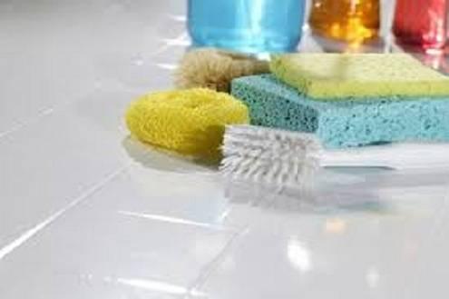 تنظيف السيراميك