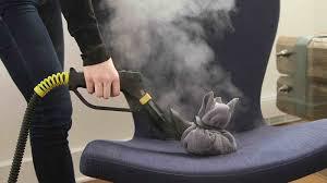 تنظيف الكنب بالبخار