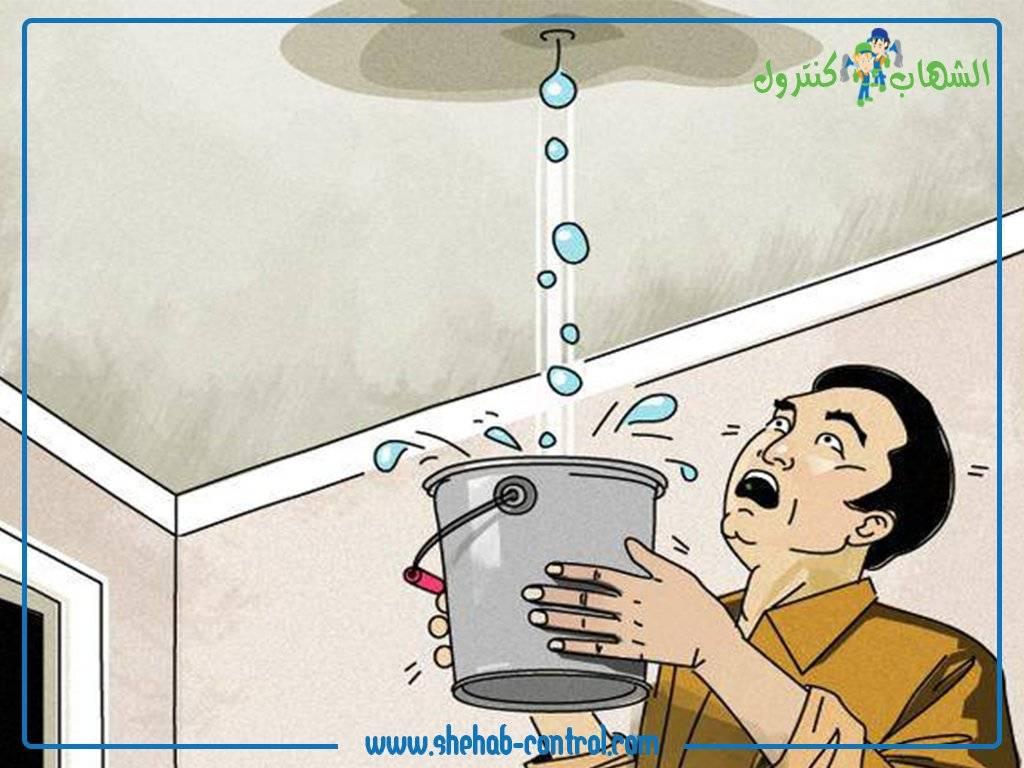 كشف تسرب الماء بجده