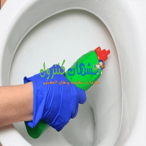 كيفية تسليك المرحاض المسدود