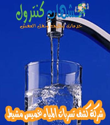 شركة كشف تسربات بخميس مشيط